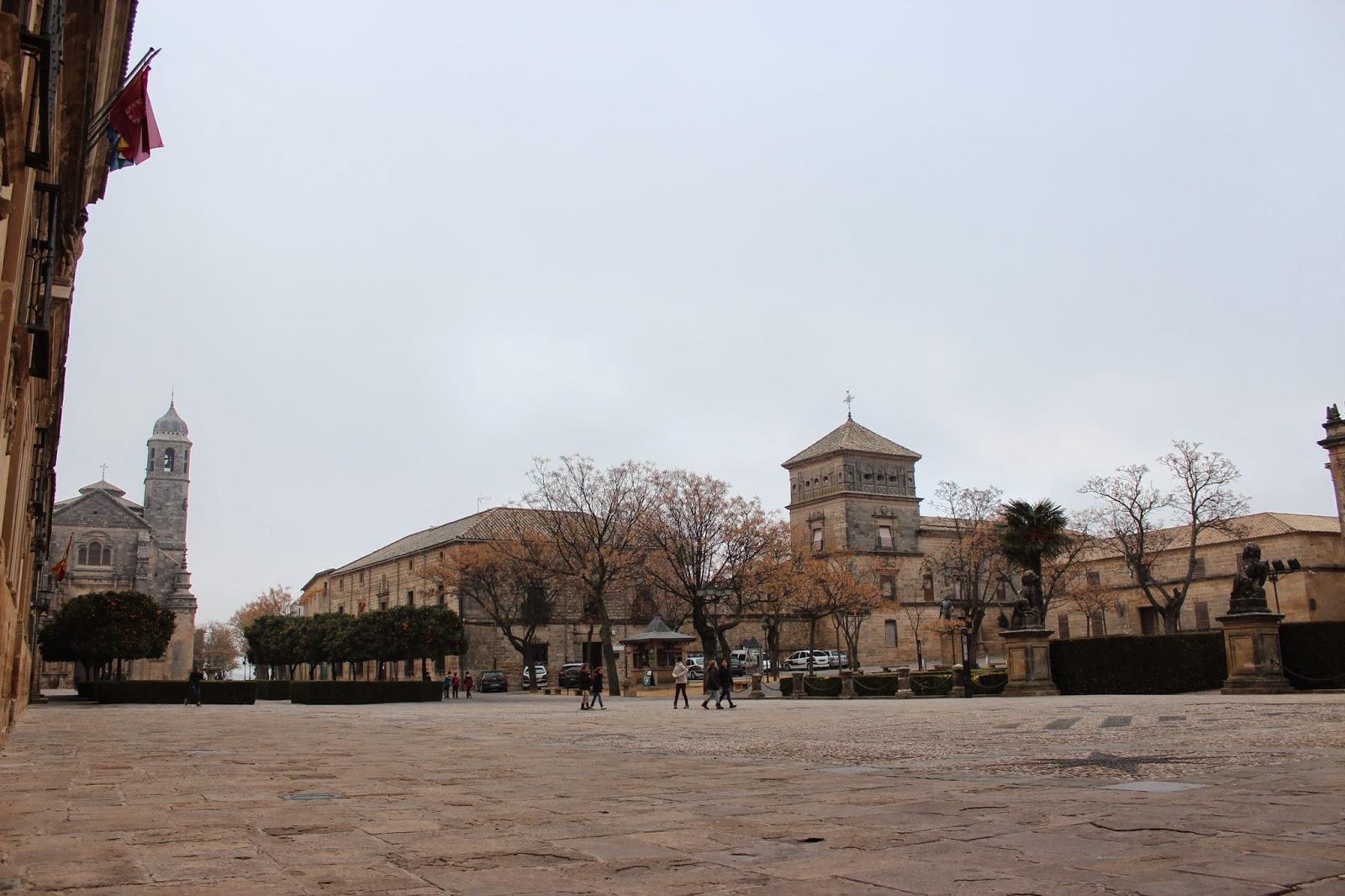 Plaza Vázquez Molina-Úbeda