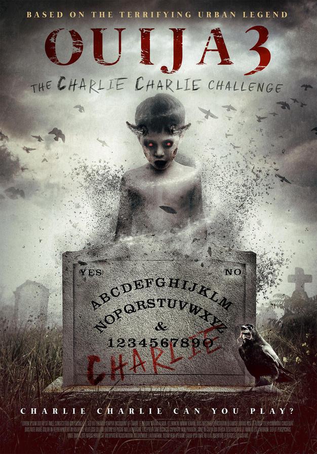 Ouija 3: The Charlie Charlie Challenge [2016] [DVDR] [NTSC] [Subtitulado]