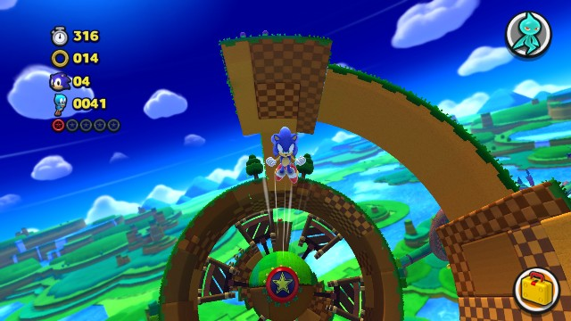 Sonic Lost World PC Games Gameplay