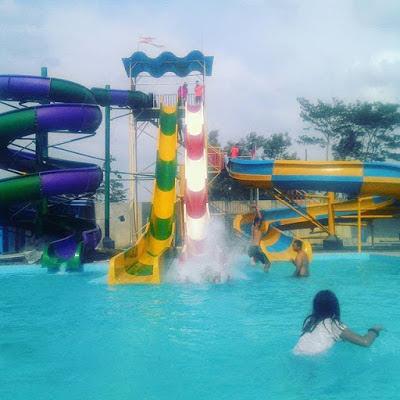 Splash Waterpark Tulungagung, Wisata Baru Untuk Keluarga Anda