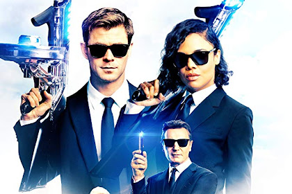 Men in Black: International (2019) Sinopsis, Informasi