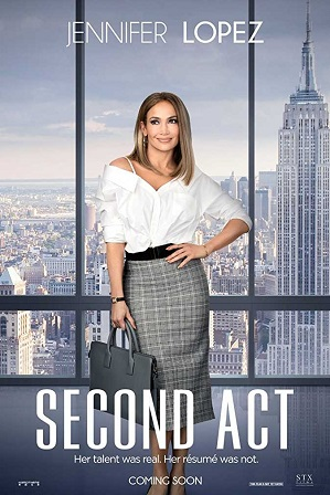 Second Act (2018) 750MB Full English Movie Download 720p HD-CAM thumbnail