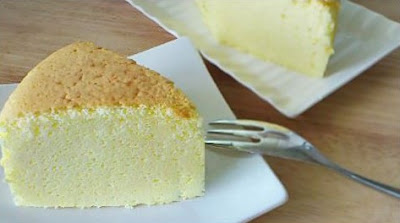 Gambar Resep Japanese Cheese Cake Asli Legit