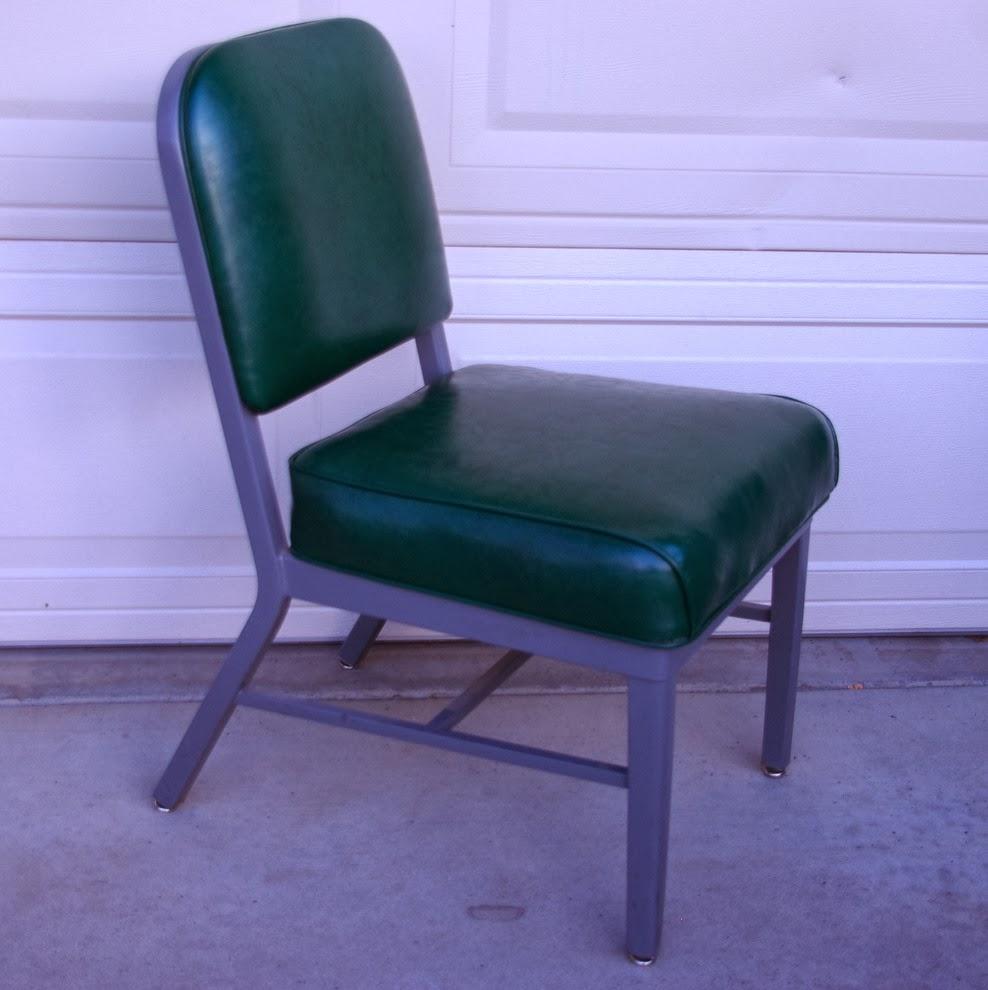 Finders Keepers: Vintage Steelcase Tanker Chair $60