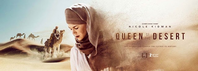 Queen of the Desert 2015 Full Movie Watch Online Free - HD Download