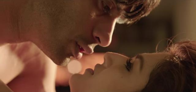 Gaurav Arora and Patralekhaa in the movie Love Games.