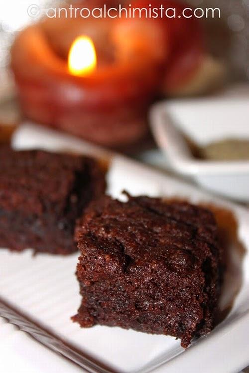 Brownies al Pepe Nero
