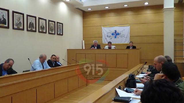 Συνεδριάζει η Περιφερειακή Ένωση Δήμων Πελοποννήσου