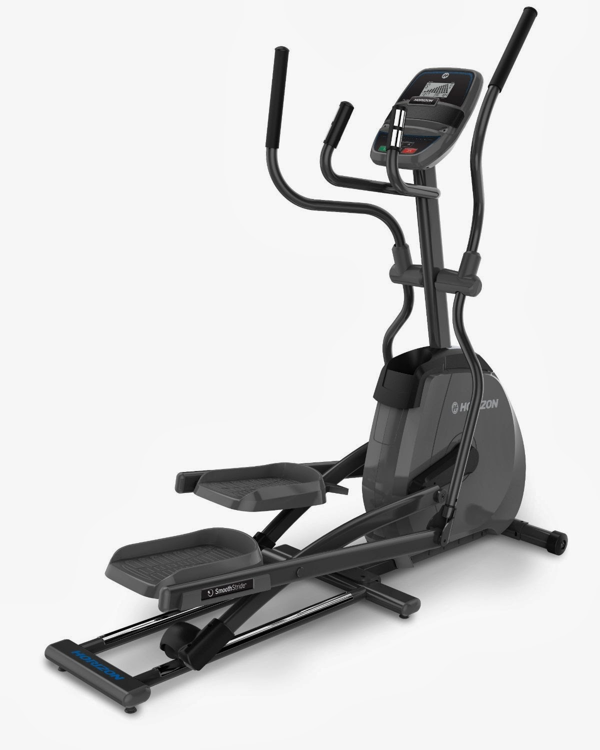 Horizon Elliptical Trainer Review: Best Fitness Equipment : Horizon Fitness EX-59-02