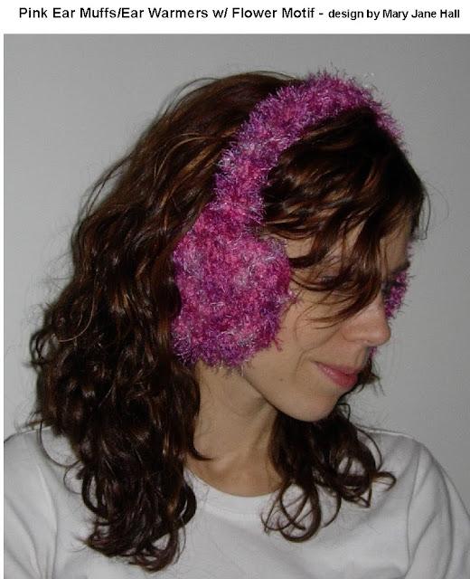 da3ffaac0d440 Positively Crochet!  Ear Muffs Free Crochet Pattern