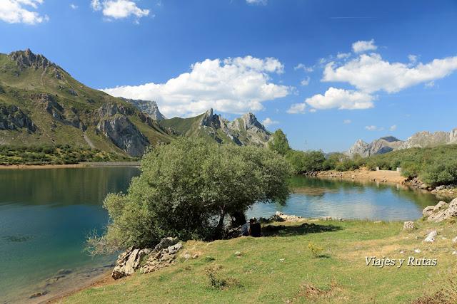 Ruta del valle del lago