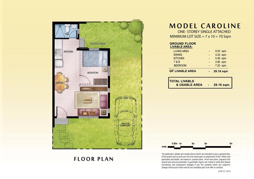Own Your Dream Home Meridian Place Caroline Model