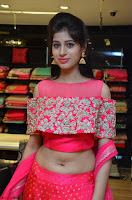 Naziya Khan bfabulous in Pink ghagra Choli at Splurge   Divalicious curtain raiser ~ Exclusive Celebrities Galleries 004.JPG