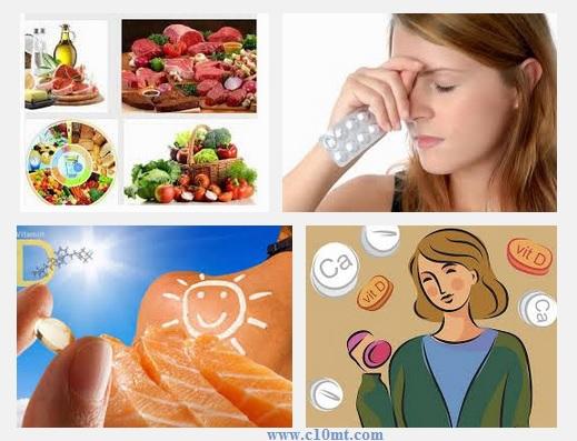 Thiếu canxi dễ xãy ra 4 loại bệnh nguy hiểm www.c10mt.com