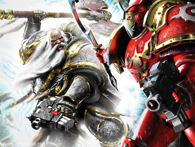 Horus Heresy: The Age of Darkness Rulebook Coming in 11 Days