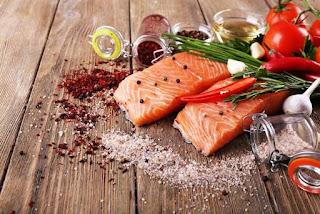 wild salmon, salmon liar, ikan salmon cantikkan kulit, how to get beautiful skin, kacang brazil cantikkan kulit, beauty skin, beautiful skin, makanan untuk cantikkan kulit,