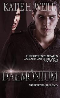 Book Spotlight: Daemonium by Katie H. Weill