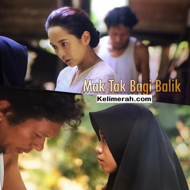 Telemovie Mak Tak Bagi Balik Lakonan Khir Rahman, Vanidah Imran