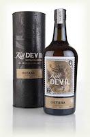 Kill Devil - Guyana Diamond Distillery - 18 ans - 46°