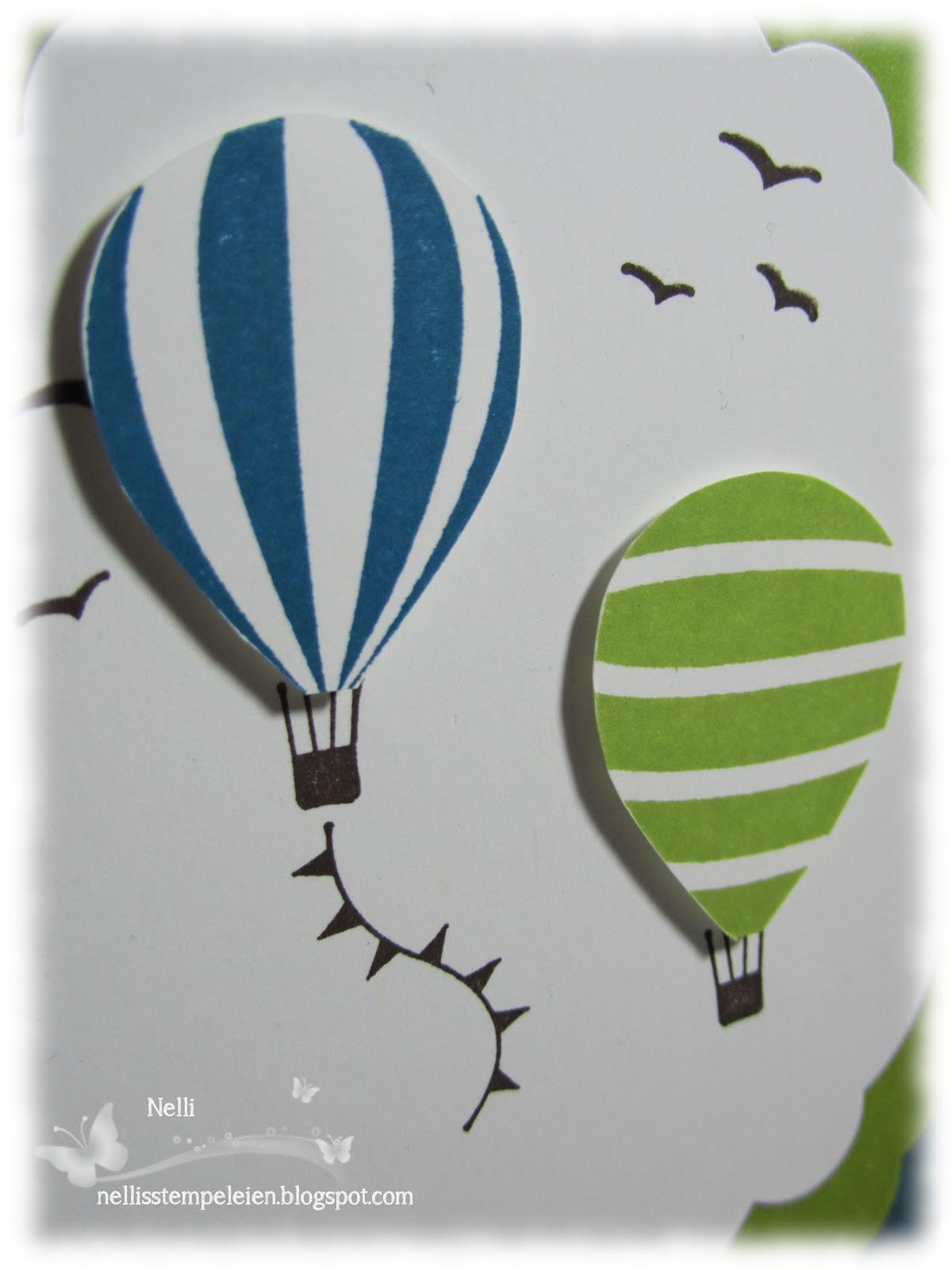 hei luftballon basteln aus papier defeestvilla. Black Bedroom Furniture Sets. Home Design Ideas