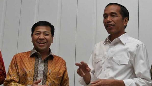 ICW Memohon Kepada KPK untuk Menangkap Setya Novanto
