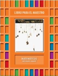 Matemáticas Libro para el Maestro Segundo grado2018-2019