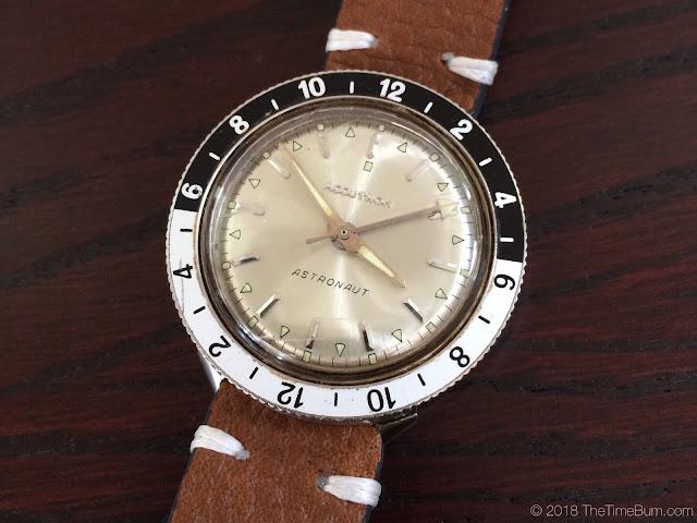1968 Bulova Accutron Astronaut GMT