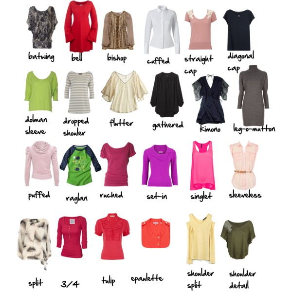 26 Brilliant Types Of Womens Blouses