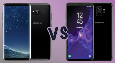 Samsung Galaxy S9 vs Galaxy S8: Ini Bedanya