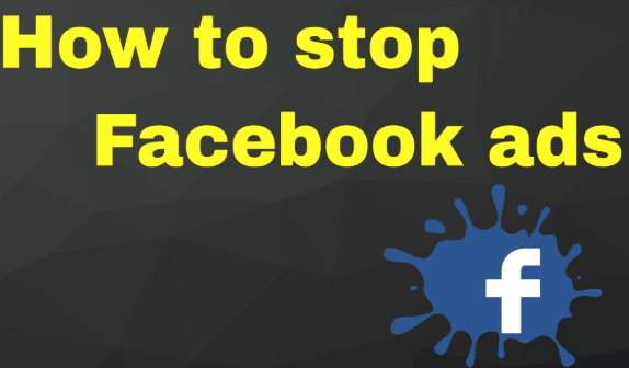 How To Stop Ad On Facebook