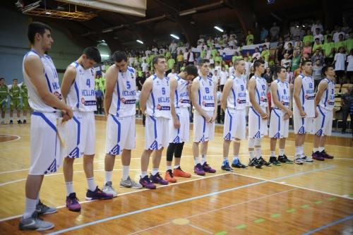 ΕΟΚ | Εθνική Εφήβων: Ελλάδα-Σλοβενία 67-52