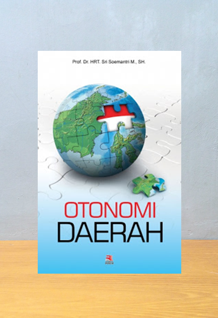 OTONOMI DAERAH, Sri Soemantri M