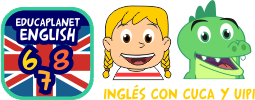 ENGLISH 678 aprender ingles para niños online