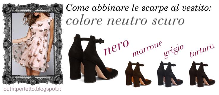9a12b631b099a9 Outfit Perfetto: CONSULENZA DI MODA: come abbinare le SCARPE al VESTITO!