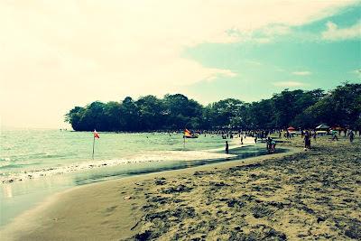 Lebaran Trip : Pantai Batu Karas