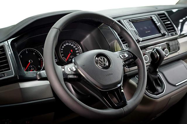 Volkswagen Kombi 2019