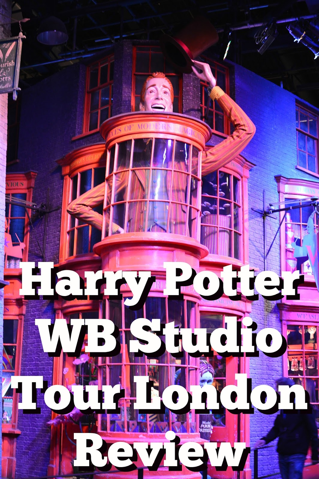 harry potter wb studio tour london review | review of harry potter studio tour in london | is the harry potter tour worth it | review of the harry potter studio tour in london | the making of harry potter wb studio tour review |