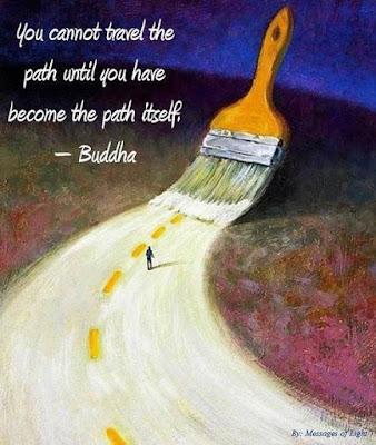 Buddha Journey Quotes