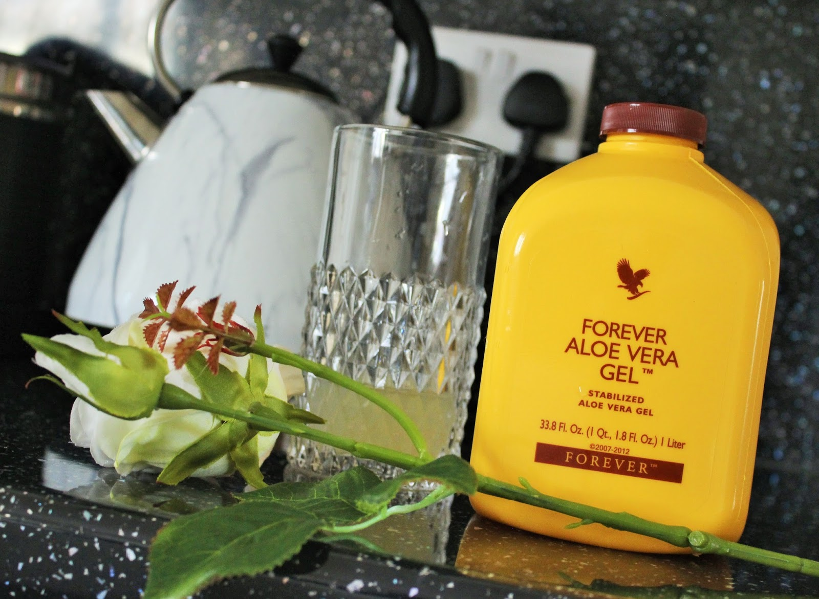 The Benefits of Aloe Vera, And How I Fared On The 30 Day Aloe Vera Challenge - 1