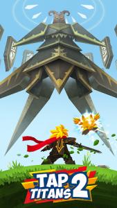Tap Titans 2 MOD APK Android