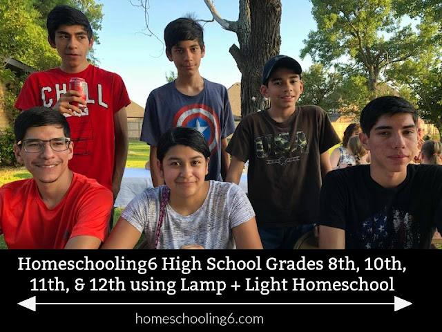 Lamp + Light for High School