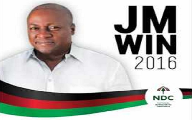 Mahama-NDC Occultic T-Shirt For 2016 Election Exposed [Video]