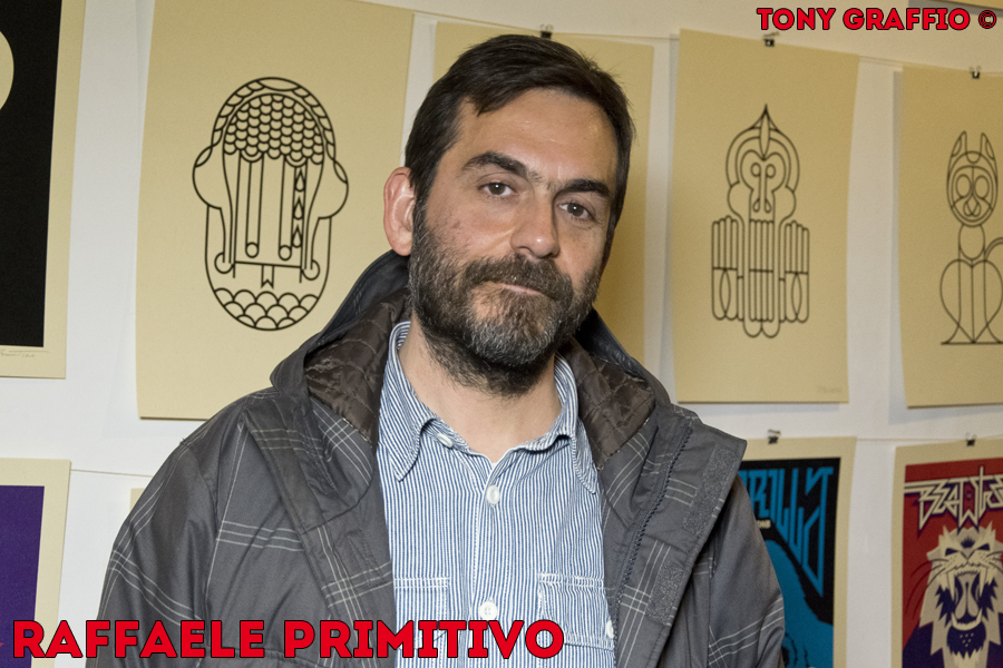 Raffaele Primitivo Grafico