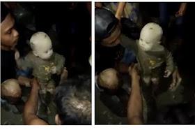 Heboh Video Bayi Masih Hidup Setelah 2 Minggu Tertimbun Lumpur Hoax? Begini Fakta Sebenarnya