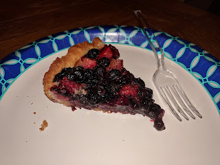 Piece of delicious pie!