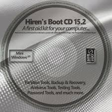 Hirens Boot CD 15.2 Free Download