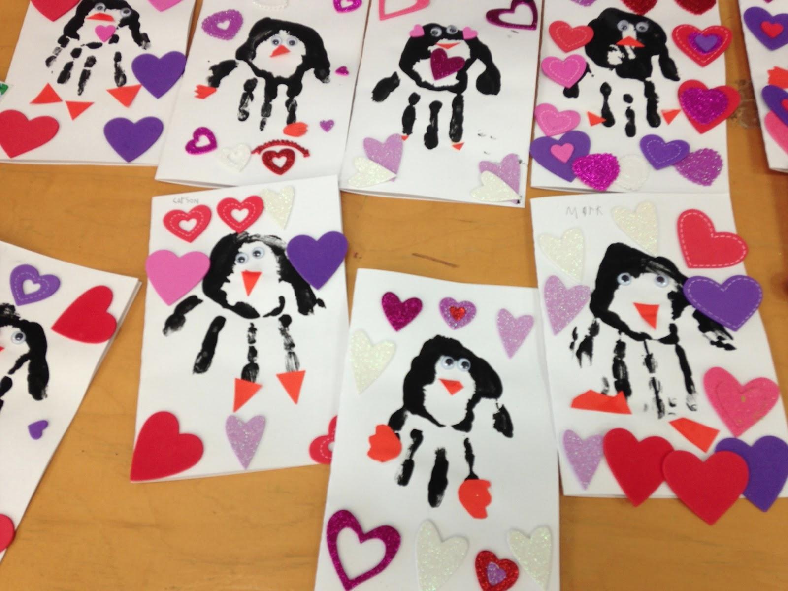 The Kindergarten Teacher A Few More Valentine S Activities For Kindergarten