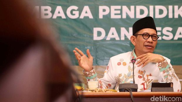 PBNU Minta Pemprov DKI Tak Gelar Tarawih di Monas