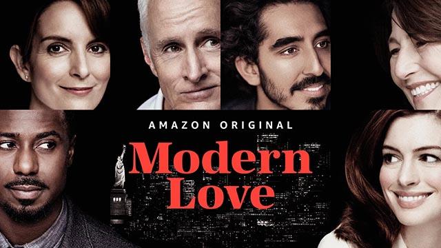 Póster Modern Love