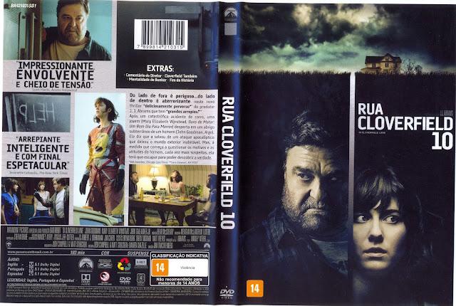 Capa DVD Rua Cloverfield 10